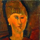 La ragazza rossa (Testa di donna dai capelli rossi)