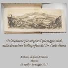 Il Maggio dei libri a Nuoro - Un'occasione per scoprire il paesaggio sardo nella donazione bibliografica del Dr. Carlo Pinna
