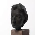 Giacomo Manzù, Testa di donna Anna, 1936, Bronzo, H 20 cm, Galleria Arte Moderna, Milano