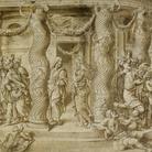 Giulio Romano, Cristo e l'adultera, Parigi, Musée du Louvre
