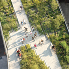 Le Storie dell'Architettura. Riprese di città New York: Avamposto