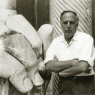 Philip Guston, Roma, 1960 | Foto credit: Virgina dortch