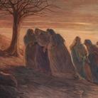 Gaetano Previati (1852-1920). La Passione