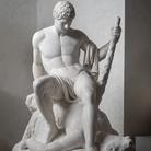 Antonio Canova, Teseo vincitore del Minotauro, 1781 - 1783, Gesso, 152 x 160 x 90, Possagno, Gypsotheca e Museo Antonio Canova