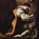 Domenico fetti (Roma, 1589 - Venezia, 1623), La Malincolia (o Meditazione), 1518 circa, Olio su tela, 179 x 140 cm, Venezia, Gallerie dell'Accademia | Courtesy Gallerie dell'Accademia, Venezia