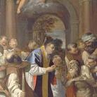 """""""La pala d'altare e il suo doppio"""" - La Comunione di San Girolamo di Agostino Carracci della Certosa di Bologna"""