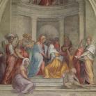 Pontormo e Rosso Fiorentino tornano a brillare nel Chiostrino dell'Annunziata
