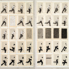 William Kentridge. Sketches for a Neapolitan Mosaic