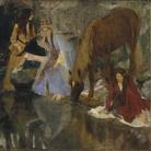 Edgar Degas (1834 - 1917), Ritratto di Mlle Fiocre nel Balletto