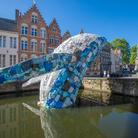 Bruges insolita: passeggiata alla scoperta delle installazioni della Triennale