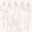 Alvise Bittente per ARTE.it, Presentazione de Il Castigo dei serpenti, 31 agosto 2021, Venezia, Conferenza stampa di apertura dei due nuovi monumentali saloni al piano terra dedicati alla pittura del Seicento e Settecento e nuove sale delle Gallerie dell'Accademia