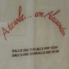 A tavola con ... Alessandro