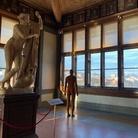 """""""Essere"""": agli Uffizi il contemporaneo di Antony Gormley"""