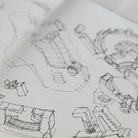 Paradigma - Il tavolo dell'architetto. Adolfo Natalini