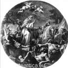 Storie di San Celestino V e Storie di Santa Caterina d'Alessandria