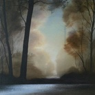 Andrea Giovannini e Angelo Zani. Paesaggi dipinti ed installazioni ambientali