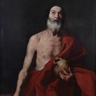 Jusepe de Ribera, o José de Ribera detto Spagnoletto (1591 - 1652), San Girolamo | Courtesy of Collezione Cavallini-Sgarbi