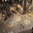 Il Duomo di Siena rivela il maestoso pavimento