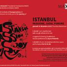 Istanbul. Passione, Gioia, Furore