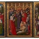 Il restauro del trittico con la Resurrezione di Lazzaro di Nicolas Froment