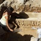 Roma: scoperti due sarcofagi presso lo Stadio Olimpico