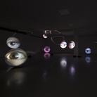 Tony Oursler, Obscura, 1996/2013, Installazione video, proiettori, sfere, resina, acrilico, Dimensioni variabili | Courtesy of SCHAUWERK S indelfingen Photo credits: Frank Kleinbach, Stuttgart