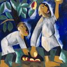 Natalia Goncharova a Palazzo Strozzi: una donna e l'Avanguardia tra Gauguin e Picasso