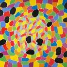 Ferruccio Gard, Invito al colore 148-115, 2008, Acrilico su tela, 145 x 115 cm