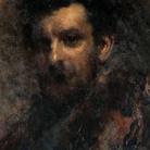 Tranquillo Cremona, Ritratto di Cletto Arrighi, 1875, Olio su tela, 69.5 x 59 cm, Corbetta, Casa Museo Pisani Dossi