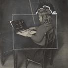 Inventions - Computer primordiale, Immagine pubblicata sul Sunday Times Magazine, Stampa ai sali d'argento, 1920-1930, Collezione Archive of Modern Conflict, Londra | Courtesy of Fondazione MAST, Bologna, 2020
