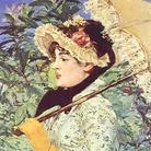 La Primavera, Edouard Manet, 1881