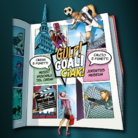 Gulp! Goal! Ciak! Cinema e Fumetti