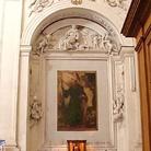 Dipinto con San Guglielmo
