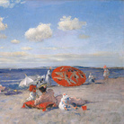 William Merritt Chase, At The Seaside, 1892, The Metropolitan Museum of Art