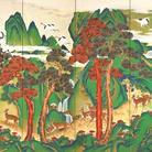 Korean Folk Painting. Pittura tradizionale coreana Minhwa