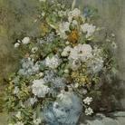 Pierre Auguste Renoir, Bouquet printanier, 1866, olio su tela