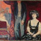 Pierre Bonnard, La loge / Il palco
