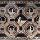 Particolare del Pavimento del Duomo di Siena