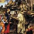 Apparizione della Madonna a San Bernardo di Chiaravalle