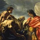 Compiègne, Musée national du Palais | Giovanni Antonio Pellegrini, Alessandro ddavanti al corpo di Dario, 1700 circa, Soissons, Musée Saint-Léger