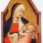 La Madonna del Latte di Ambrogio Lorenzetti