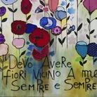 Mau. Dipingo fiori per non farli morire