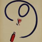 Federico Seneca, Manifesto/poster per réclame, Cinzano soda, 1958, Carta/cromolitografia, 100 x140 cm, Museo Nazionale Collezione Salce, Treviso