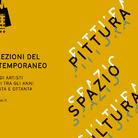Pittura spazio Scultura. Opere di artisti italiani tra gli anni 60 e 80