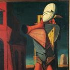 Giorgio de Chirico, Trovatore (1960).
