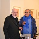 Pistoia 30 settembre 2017: Michelangelo Pistoletto, presente