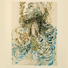 #DalíMeetsDante la Divina Commedia illustrata da Salvador Dalí. Palazzo Medici Riccardi, Firenze