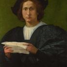 Ritratto di Giova Uomo che legge una Lettera