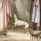 Giotto di Bondone ( - 1337), Giacchino tra i Pastori, Dalle Scene dalla vita di Gioacchino, 1303-1305, Affresco, 200 x 185 cm, padova, cappella degli Scrovegni
