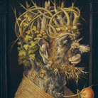 Giuseppe Arcimboldo, L'Inverno, 1555-1560 circa, Olio su tavola, 56.2 x 67.8 cm, Monaco di Baviera, Bayerische Staatsgemäldesammlungen